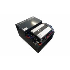 Baterie cu litiu aplicatii industriale sistem baterie redresor LIONBRIX, 48v, 210Ah, 10Kw