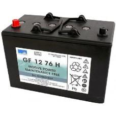 Baterie GEL Sonnenschein, 12V, 76Ah, Masina de spalat pardoseli, LONG LIFE, GF 12 076  H