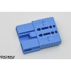 Cupla baterie/redresor stivuitor tip Anderson ALBASTRU, 175A, 50mmp