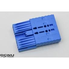 Conector baterie/redresor tip Anderson ALBASTRU 350A 67mmp